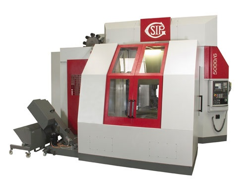 Ultraprecise machining center